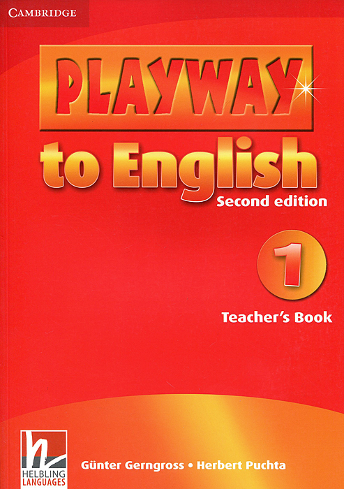 Playway to English 1: Teacher's Book bridge to english for kids read english выпуск 1