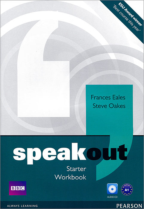 Speakout Starter: Workbook (+ CD) welcome starter a class cd для занятий в классе cd