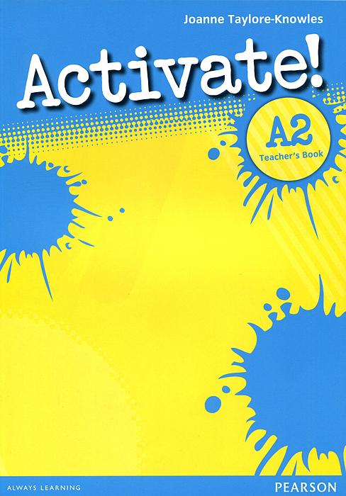 Activate! A2: Teacher's Book activate a2 grammar and vocabulary book