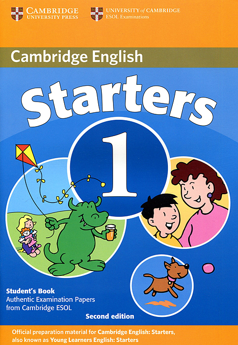Cambridge Tests: Starters 1 cambridge young learners english tests flyers 4 student s book
