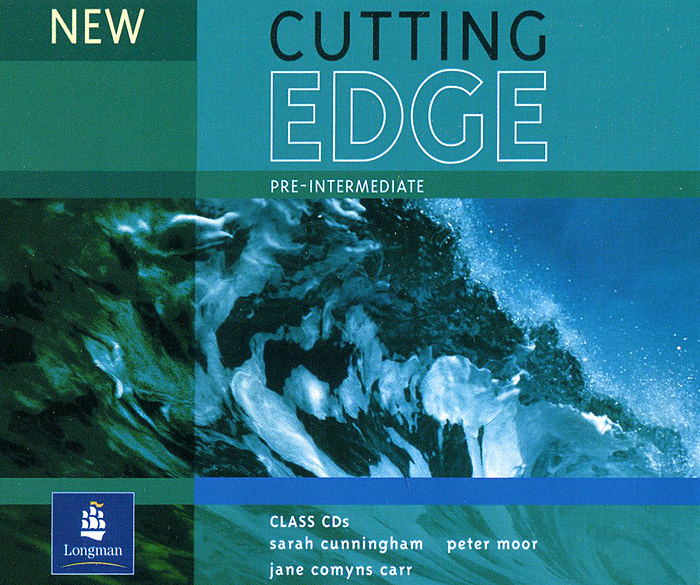 Cutting Edge: Pre-Intermediate (аудиокурс на 3 CD) e4819 00 раковина reve накладная jacob delafon