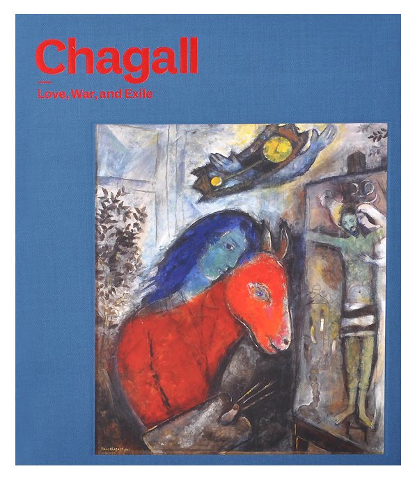 Chagall: Love, War, and Exile red tide the chronicles of the exile 3
