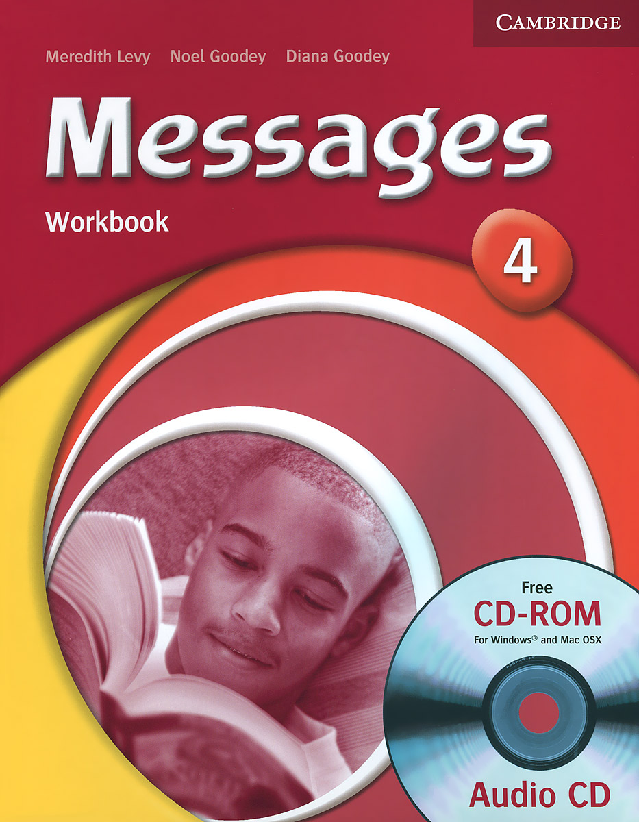 Messages 4: Workbook (+ CD-ROM) times newspaper reading course of intermediate chinese 1 комплект из 2 книг