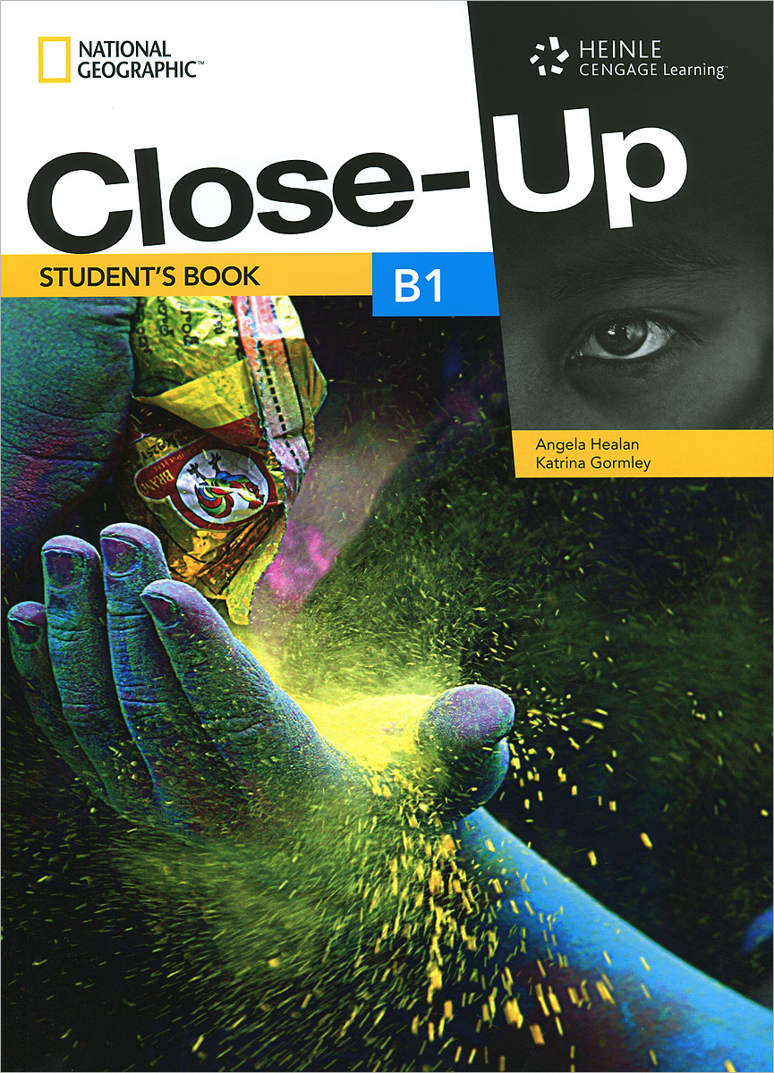 Close-Up B1: Student's Book (+ DVD-ROM) springboard