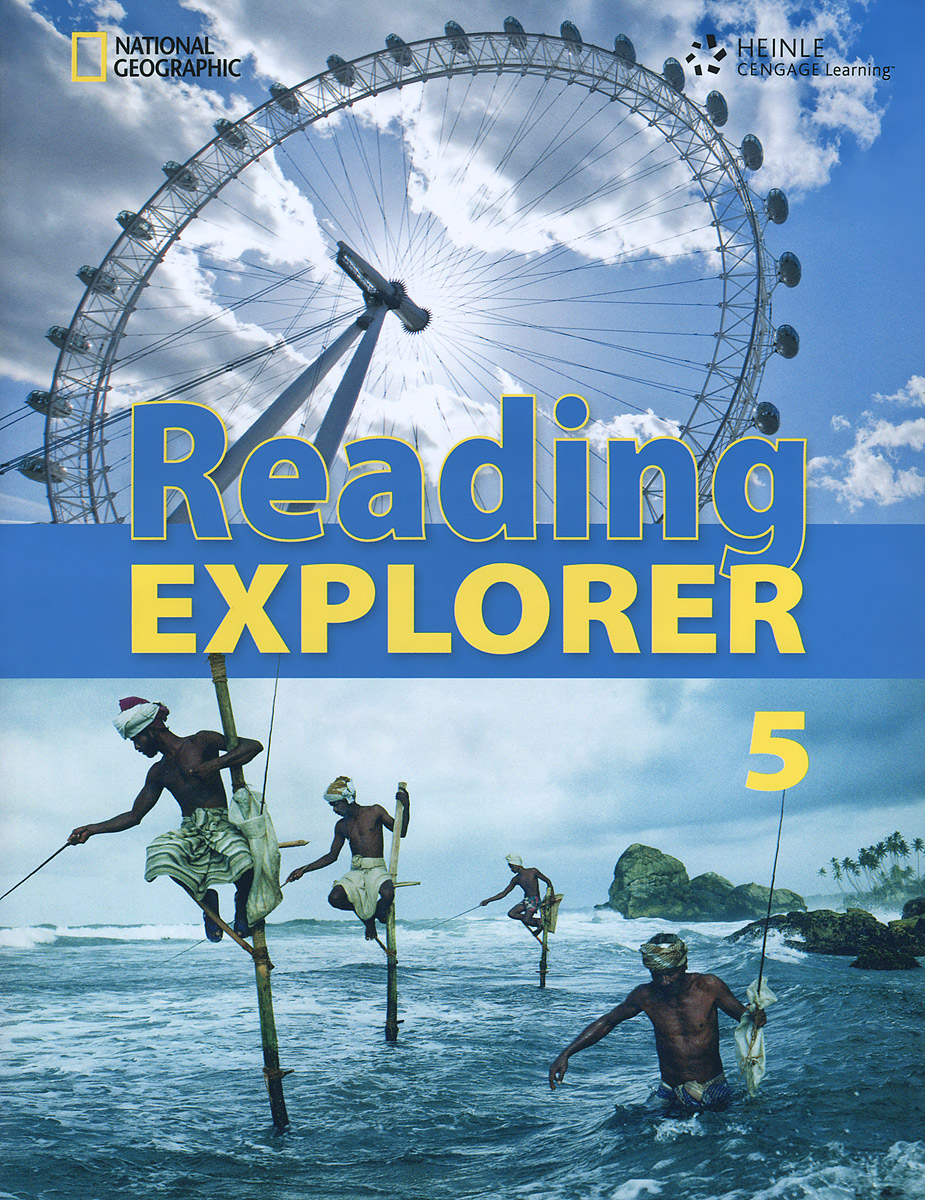 Reading Explorer 5: Student's Book (+ CD-ROM) reading literacy for adolescents
