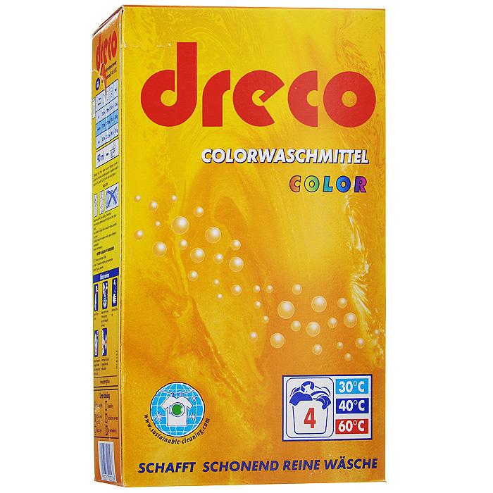 Стиральный порошок универсальный Color-Waschmittel для цветного белья, 600 гВ1611Универсальный стиральный порошок для стирки цветного белья Color-Waschmittel с формулой защиты цвета и сохранения волокон притемпературе стирки от 30°С до 60°С. Color-Waschmittel - это настояшее немецкое качество. Не требует дополнительные средства от извести, не содержит фосфаты. Стиральный порошок эффективно отстирывает, удаляет застарелые пятна даже при низких температурах. Характеристики: Вес: 600 г. Товар сертифицирован.