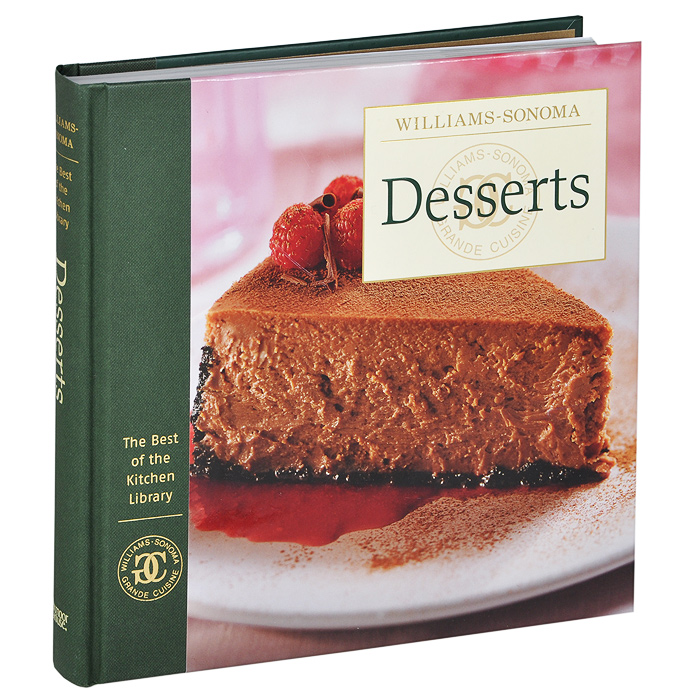 Williams-Sonoma: Desserts everyday italian 125 simple and delicious recipes