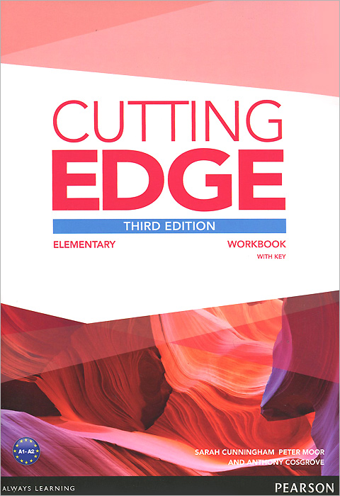 Cutting Edge: Elementary Workbook with Key цена 2017