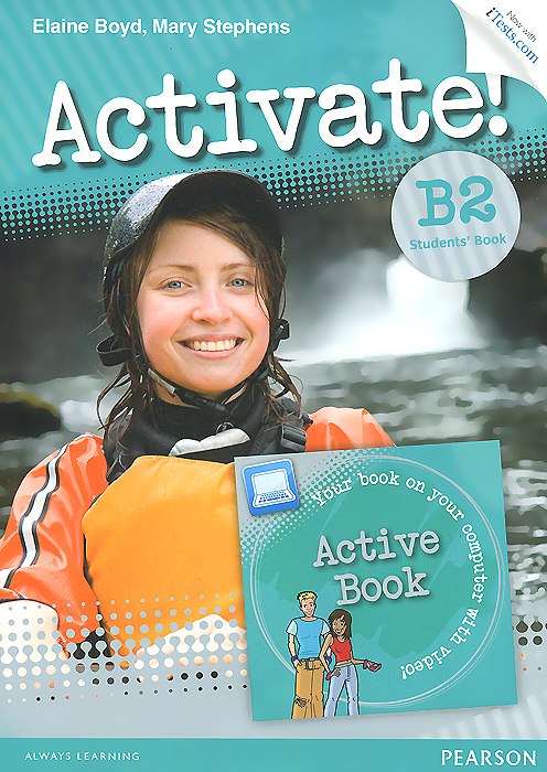 Activate! Level B2: Student's Book (+ CD-ROM) whitby n activate b2 teacher s book