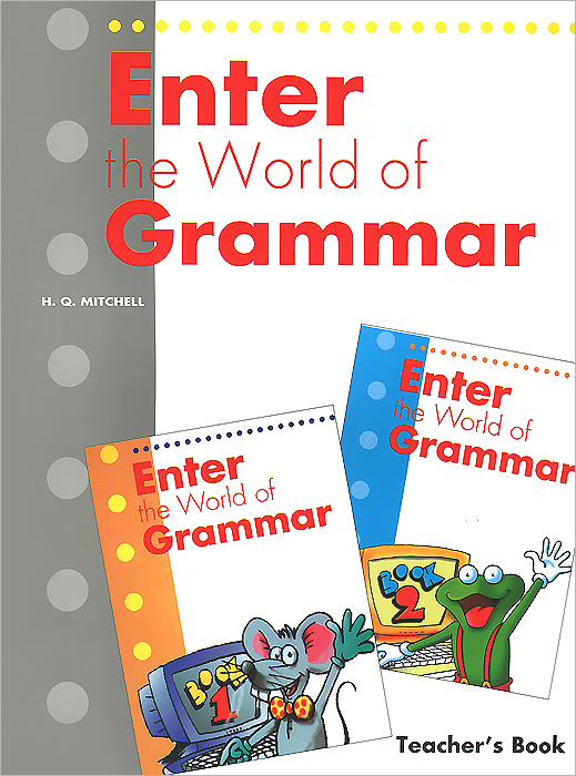 Enter the World of Grammar Teacher's Book 1 & 2 cobuild elementary english grammar