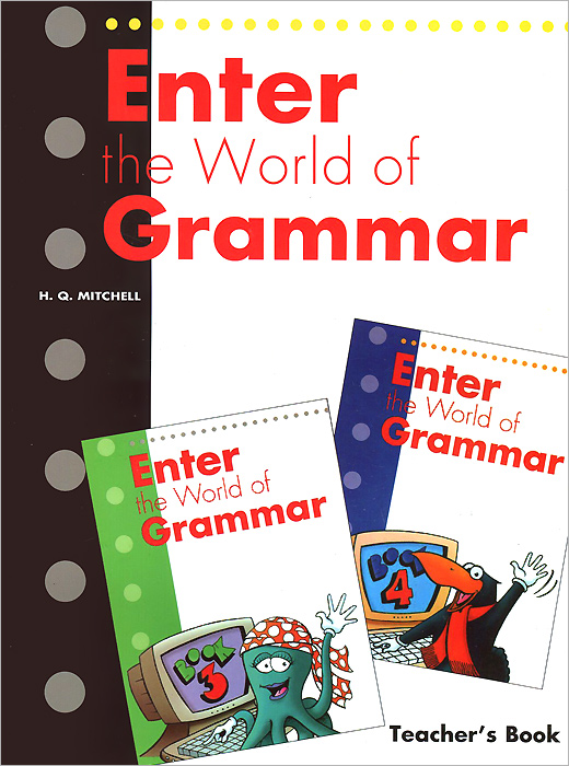 Enter The World Of Grammar: Teacher's Book 3 & 4