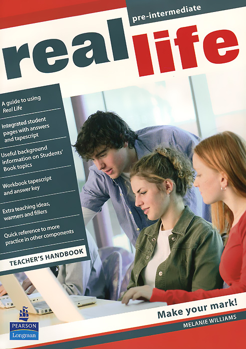 Real Life: Pre-Intermediate: Teacher's Handbook tv tuner out of range