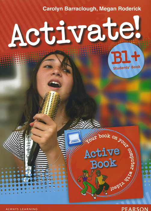 Activate! B1+: Student's Book (+ DVD-ROM) waish c activate b1 teacher s book