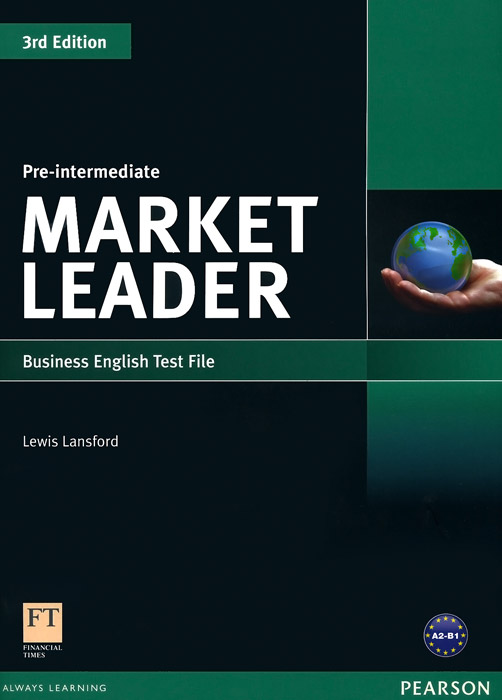 Market Leader Pre-Intermediate: Test File rogers j market leader intermediate practice file and audio cd pack 3rd edition