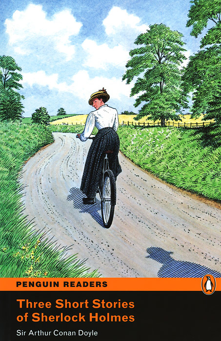 Three Short Stories of Sherlock Holmes: Level 2 the adventures of sherlock holmes selected stories
