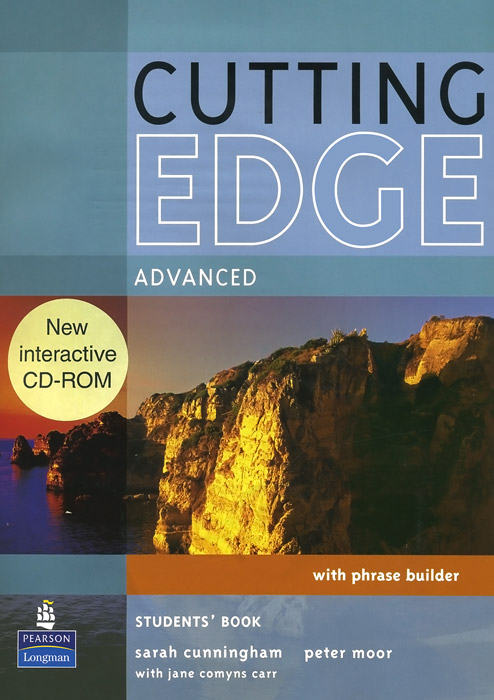 Cutting Edge Advanced: Student's Book with Phrase Builder (+ CD-ROM) цена