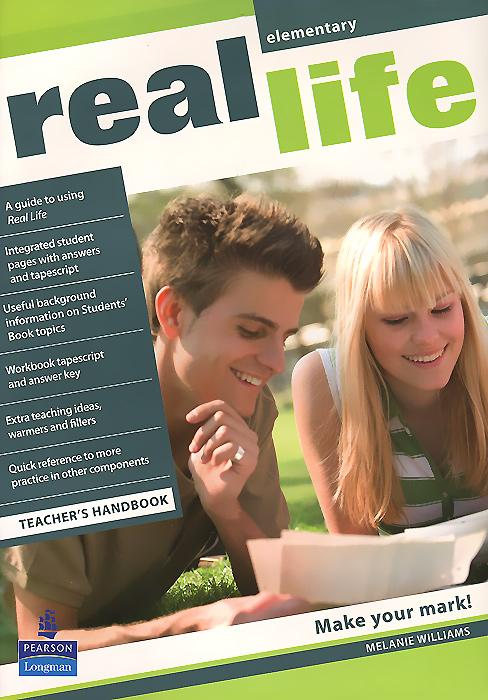 Real Life: Elementary: Teacher's Handbook eu language policy in real life