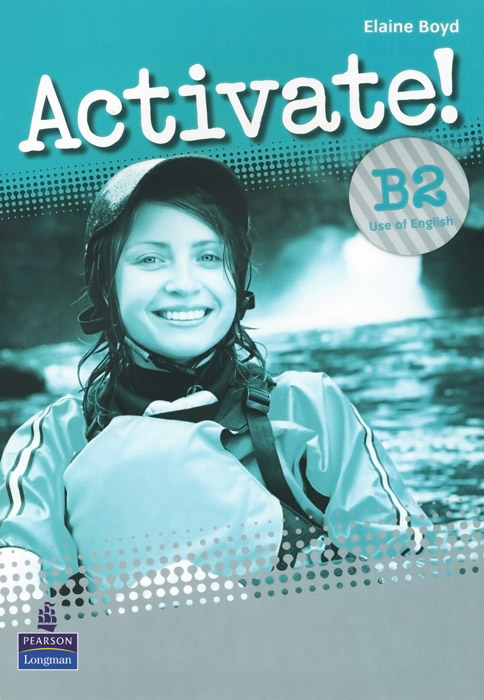 Activate! B2: Use of English barraclough c activate b1 workbook with key cd rom pack isbn 9781405884174