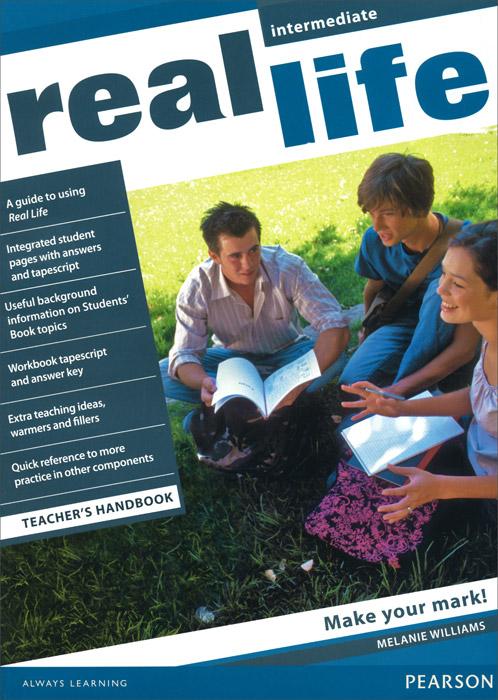 Real Life: Intermediate: Teacher's Handbook eu language policy in real life