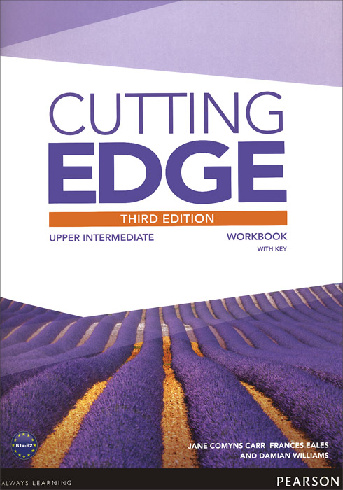 Cutting Edge: Upper Intermediate: Workbook with Key new total english intermediate workbook with key cd