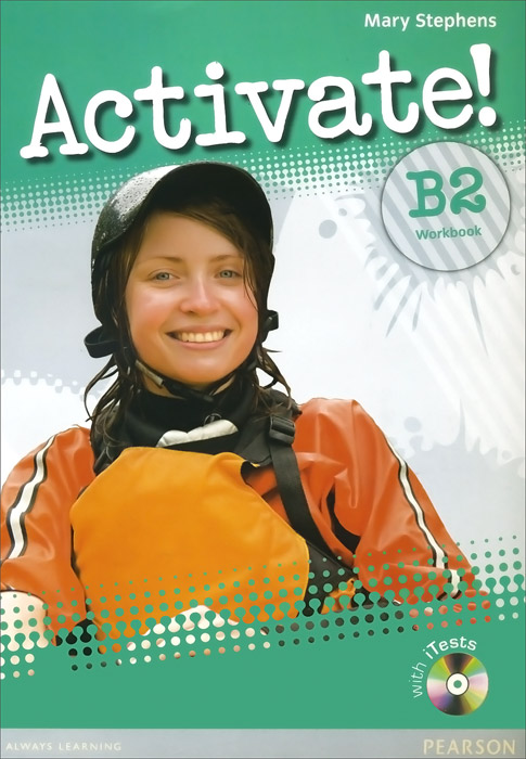 Activate! B2: Workbook (+ CD-ROM) 504r 95 rf 070