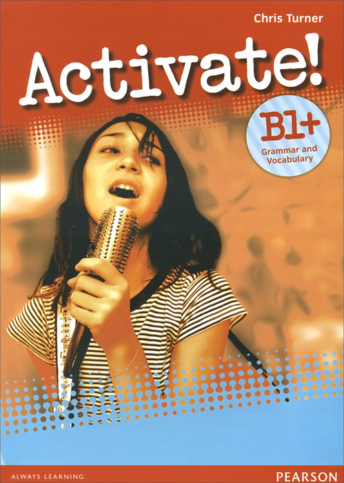 Activate! B1+ Grammar and Vocabulary activate b1 workbook with key cd rom