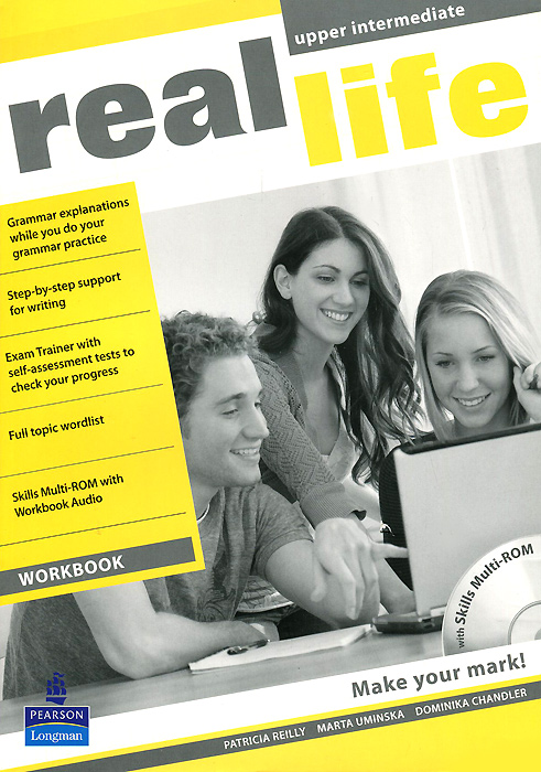 Real Life: Upper Intermediate: Workbook (+ CD-ROM) learning english language via snss and students academic self efficacy