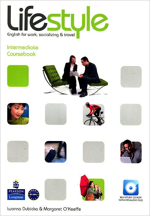 Lifestyle Intermediate: Coursebook (+ CD-ROM) global intermediate coursebook with eworkbook pack