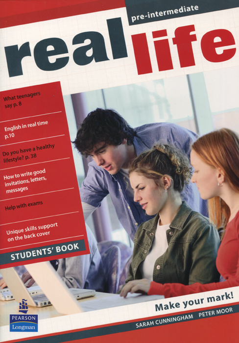 Real Life: Pre-Intermediate: Student's Book eu language policy in real life