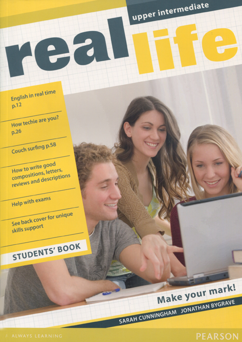 Real Life: Upper-Intermediate: Student's Book