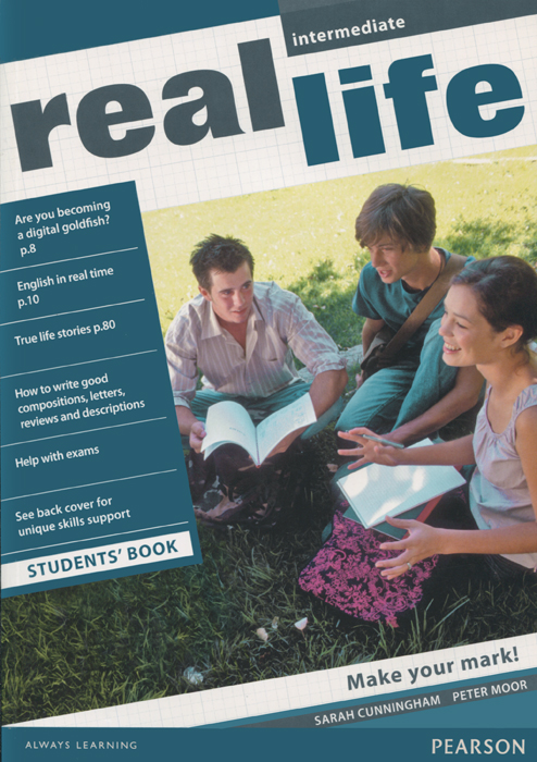 Real Life: Intermediate: Student's Book english language at secondary education in bangladesh