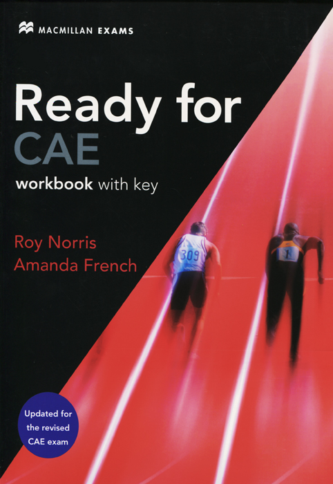 Ready for CAE: Workbook with Key driscoll l cambridge english skills real reading 3 with answers