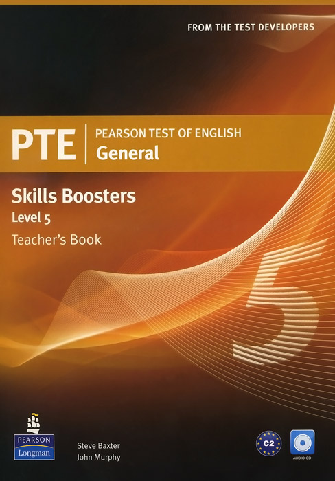 Pearson Test of English General Skills Boosters 5: Teacher's Book (+ CD) writing skills