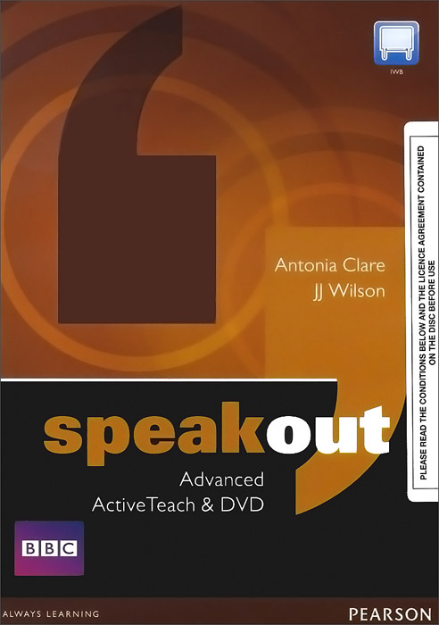 Speakout: Advanced: ActiveTeach interactive whiteboard system
