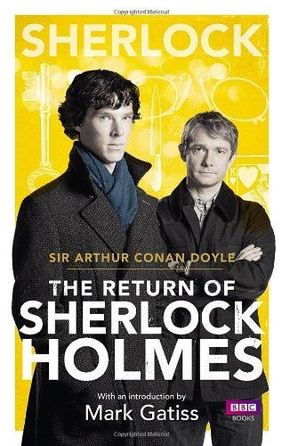 Sherlock: The Return of Sherlock Holmes the adventures of sherlock holmes book chinese short stories book with pinyin and pictures for kids children