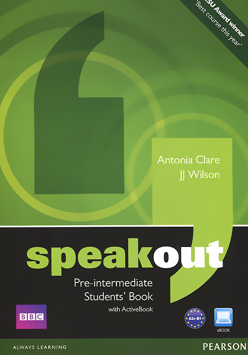 Speakout: Pre-Intermediate: Student's Book with Active Book (+ DVD-ROM) network elementary a video based course dvd
