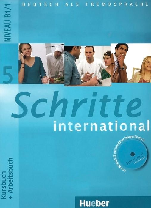 Schritte international 5: Kursbuch + Arbeitsbuch (+ CD) themen aktuell 2 kursbuch arbeitsbuch lektion 6 10 cd rom