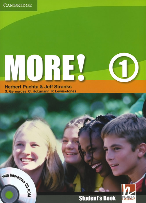 More! 1: Student's Book (+ CD-ROM) american more level 3 workbook with audio cd
