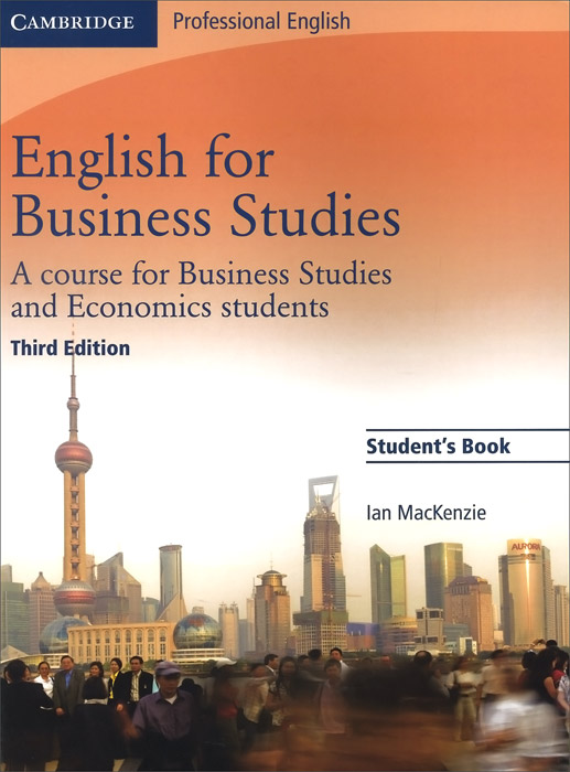 English for Business Studies: A Course for Business Studies and Economics Students: Student's Book statistics for business and economics