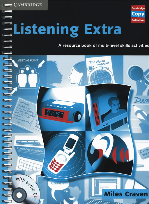 Listening Extra Book: A Resource Book of Multi-Level Skills Activities (+ 2 CD)