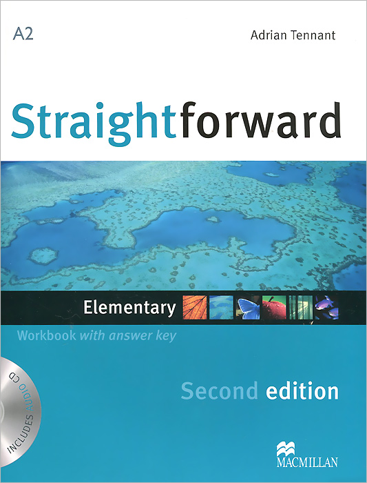 Straightforward: Elementary: Workbook with Answer Key(+ CD-ROM) outcomes elementary workbook workbook key cd