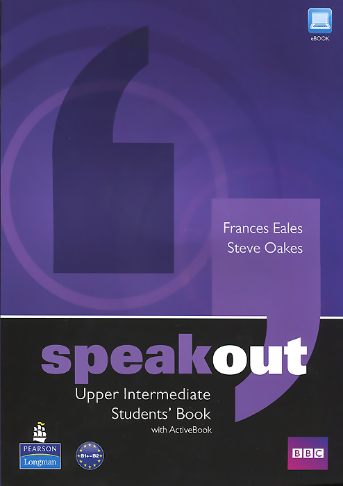 Speakout: Upper-Intermediate: Student's Book with Active Book (+ DVD-ROM) new english file upper intermediate students book six level general english course for adults