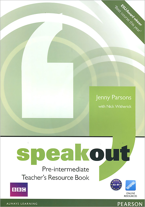 Speakout: Pre-Intermediate: Teacher's Resource Book speakout pre intermediate teacher s book with resource