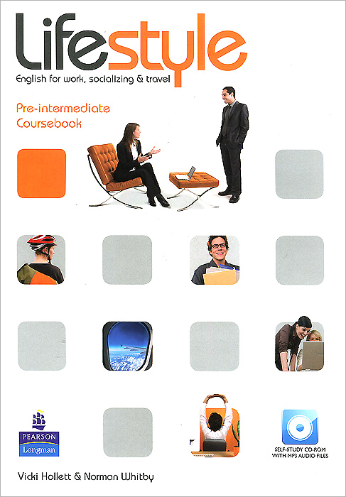 Lifestyle: Pre-Intermediate Coursebook (+ CD-ROM) global intermediate coursebook with eworkbook pack