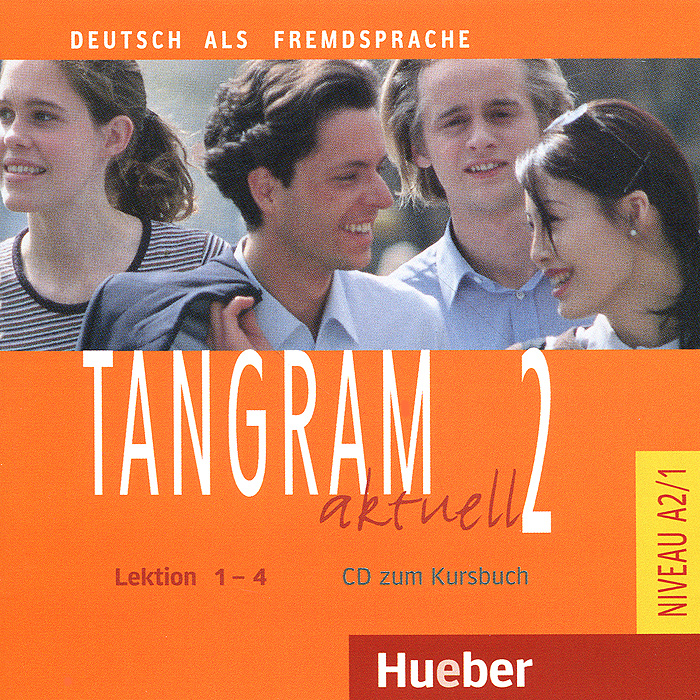 Tangram Aktuell 2: Kursbuch: Lektion 1-4 (аудиокурс на CD) makineros 4 cd