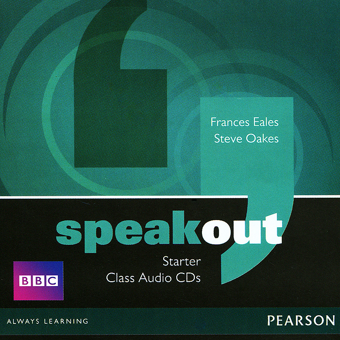 Speakout: Starter (аудиокурс на 2 CD) touchstone teacher s edition 4 with audio cd