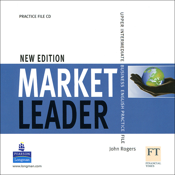 Market Leader: Upper Intermediate Business English Practice File (аудиокурс CD) cutting edge upper intermediate active teach аудиокурс на cd rom