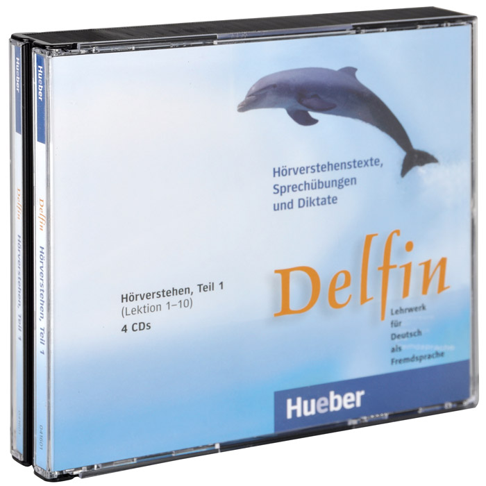 Delfin: Horverstehen: Teil 1 (аудиокурс на 4 CD) kindmann rolf stahlbau teil 1 grundlagen
