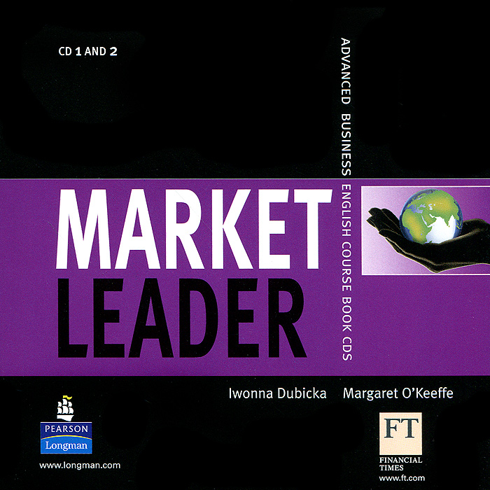 Market Leader: Advanced Business English Course Book (аудиокурс на 2 CD) market leader advanced business english course book dvd rom