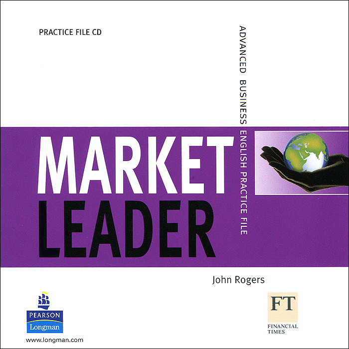 Market Leader Advanced: Practice File Book (аудиокурс CD)